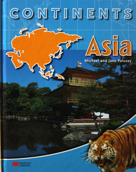 Continents - Asia