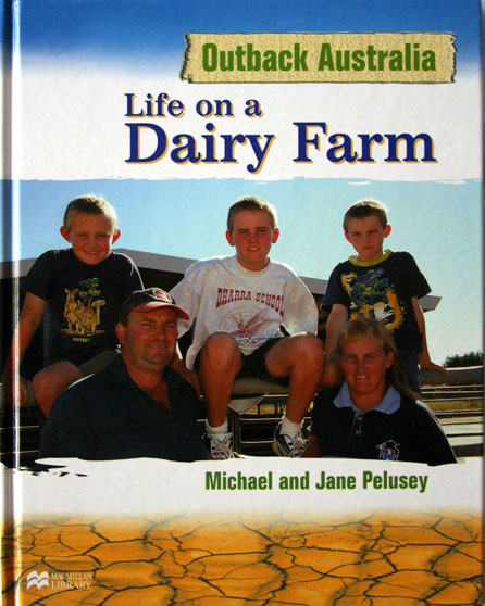 Outback Australia - Life on a Dairy Farm