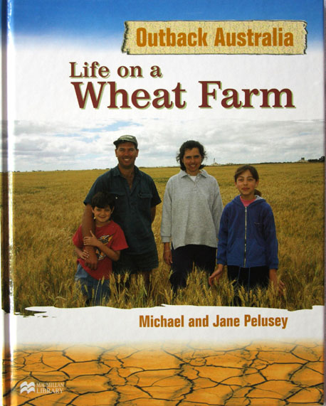 Life on a Wheat Farm