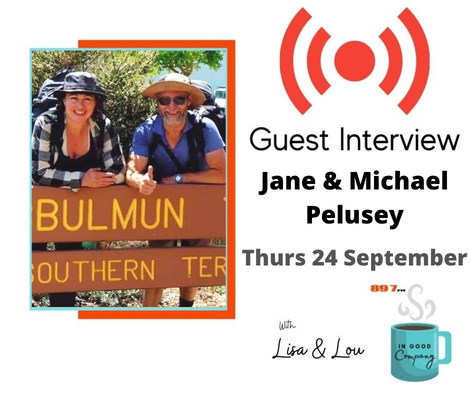 Jane and Michael Talk all things Travel with Lisa and Lousie
